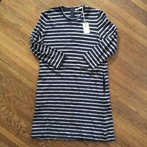 Marine Layer Dresses - NWT Marine Layer Striped Gemma Dress